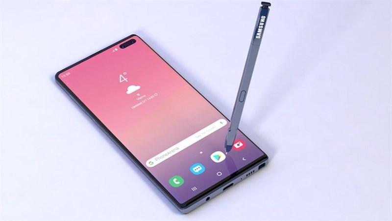 Samsung vừa cho chúng ta thêm 1 lý do để chờ đợi Galaxy Note 10