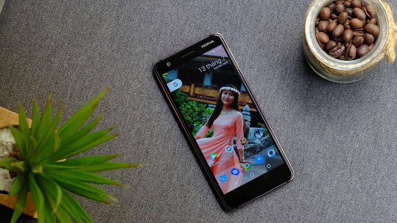 Nokia 3.1 tại Việt Nam chính thức được cập nhật Android 9 Pie