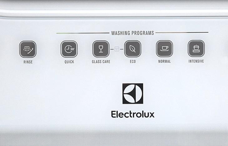 Những chương trình rửa của máy