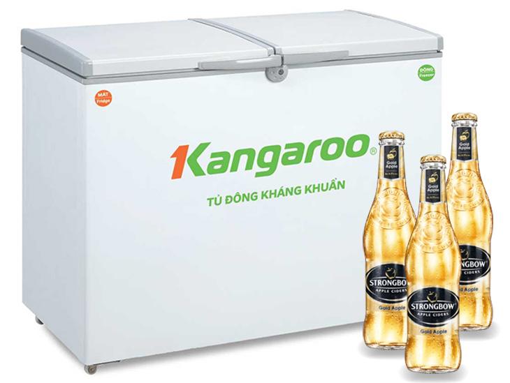 Cách làm bia sệt bằng tủ đông