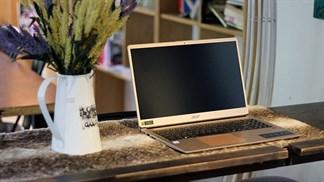 Laptop Acer Swift: Thiết kế mỏng nhẹ, thời trang đang có khuyến mãi tốt tại TGDĐ
