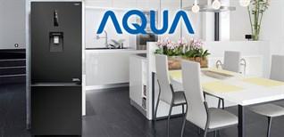AQUA ra mắt loạt tủ lạnh ngăn đá dưới - tuyên chiến với các hãng khác