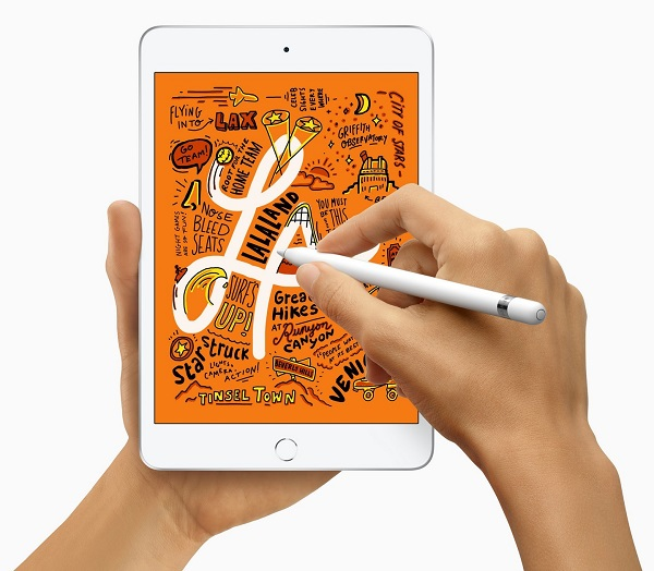 Apple ra mắt iPad Air 10.5 inch mới và iPad Mini 5: Chip Apple A12, hỗ trợ Pencil