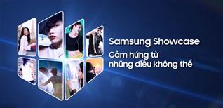 Samsung Showcase - Mô hình triển lãm và trải nghiệm công nghệ đỉnh cao lần đầu tiên có mặt tại Việt Nam
