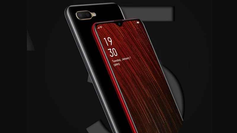 OPPO A5s ra mắt: Phiên bản A5 với chip mới và màn hình giọt nước