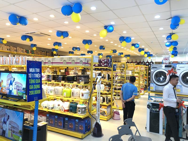 Siêu thị Điện máy XANH 722 Tỉnh Lộ 10 (Bình Tân), TP. HCM