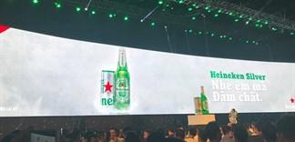 Ra mắt Heineken Silver, nhẹ êm mà đậm đà