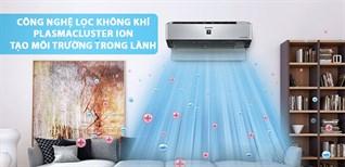 Công nghệ Plasmacluster Ion trên máy lạnh Sharp là gì?