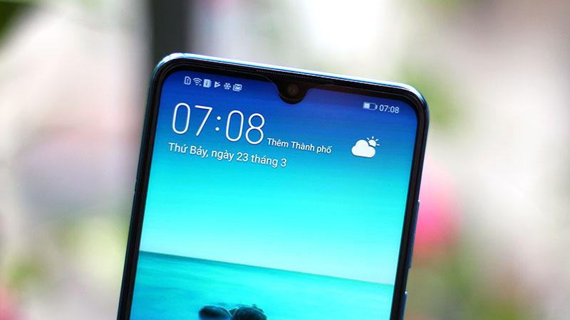 Trên tay và đánh giá nhanh Huawei P30 Lite đầu tiên tại Việt Nam