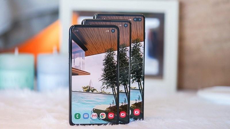 2019: Samsung có thể bán được 60 triệu smartphone dòng Galaxy S10