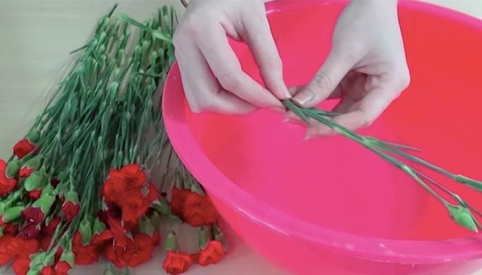 Không sợ hoa héo với mẹo giữ hoa tươi lâu đến hơn một tuần này