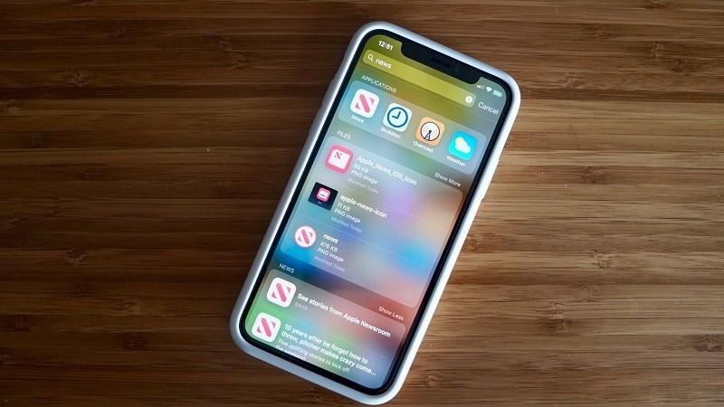 Apple phát hành iOS 12.3 beta đầu tiên dành cho các nhà phát triển