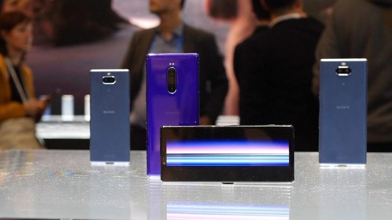 Sony Mobile sẽ được hợp nhất với các bộ phận TV, âm thanh và máy ảnh