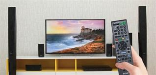 Hướng dẫn sử dụng remote dàn âm thanh Sony 5.1 BDV-E4100 1000W