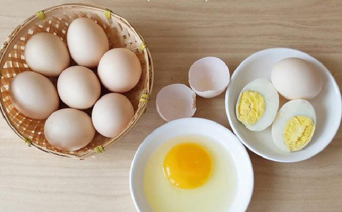 Trứng gà Omega 3 nguồn dinh dưỡng vàng cho gia đình bạn