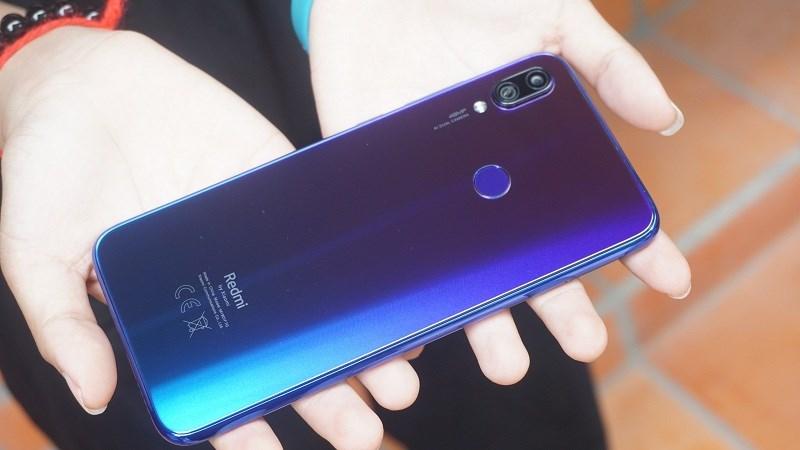 Dòng Redmi Note 7 đã bán được hơn 4 triệu chiếc