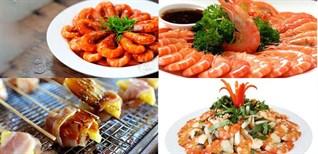 7 cách chế biến tôm khác nhau đơn giản tại nhà, cả tuần ăn không thấy chán