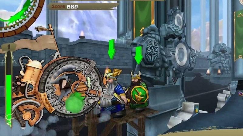 Hình ảnh trong game Warhammer: Doomwheel