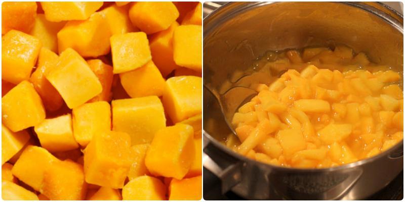 Sơ chế hoa quả