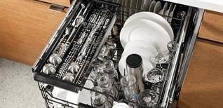 Cách sắp xếp chén dĩa trong máy rửa chén