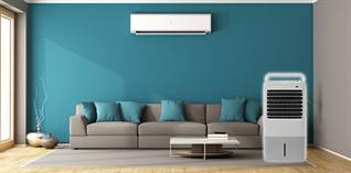 Có nên kết hợp sử dụng quạt điều hòa và máy lạnh không?