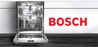 Công nghệ của máy rửa chén Bosch