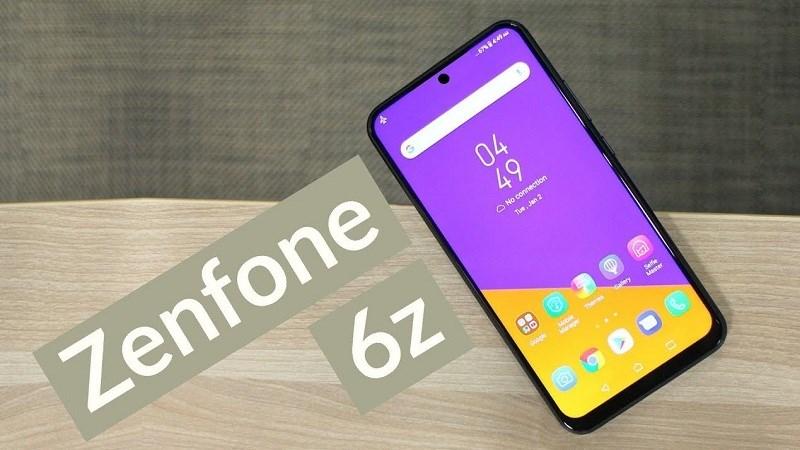 ZenFone 6Z dùng chip Snapdragon 855, camera 48 MP xuất hiện trên AnTuTu
