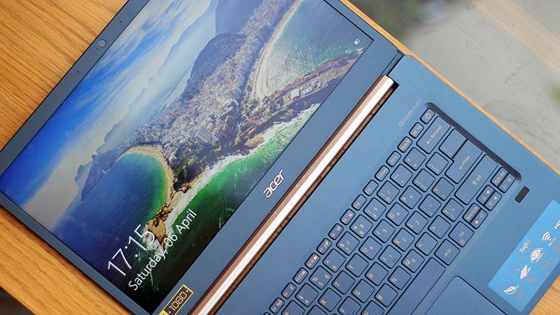 Đánh giá Acer Swift 5 - Air Edition
