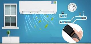 Hướng dẫn sử dụng remote máy lạnh Aqua dòng AQA-KCRV9F