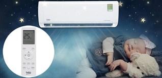 Hướng dẫn sử dụng remote máy lạnh Beko dòng RSVC_VY