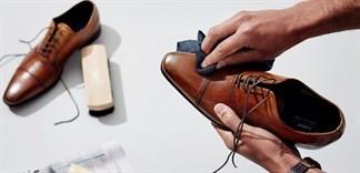 Cách bảo quản giày da đẹp như mới