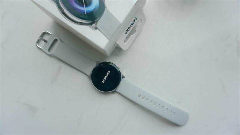 Galaxy Watch Active Bạc
