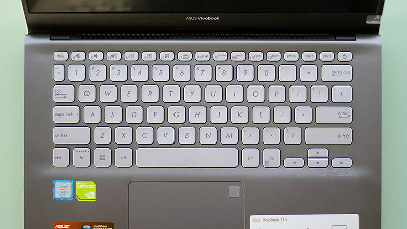 Đánh giá Asus Vivobook S14 phiên bản có card đồ họa rời