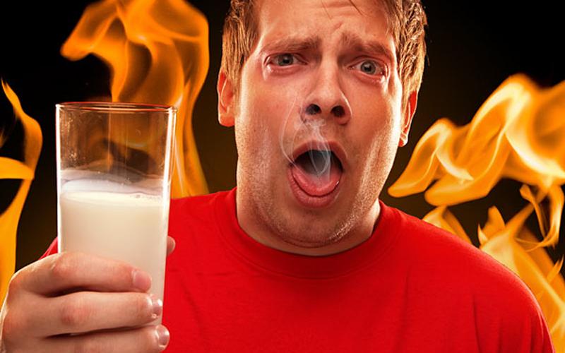 Mẹo vặt giảm cay khi ăn phải ớt