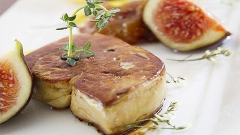 Gan ngỗng vỗ béo được xem niềm tự hào của nền ẩm thực Pháp