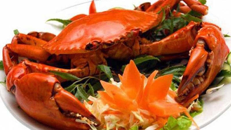 Tùy theo từng loại hải sản khác nhau, mà thời gian luộc cũng khác nhau.