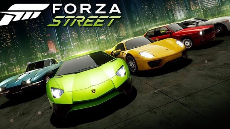 Microsoft phát hành game đua xe Forza Street cho Windows 10, sắp lên mobile