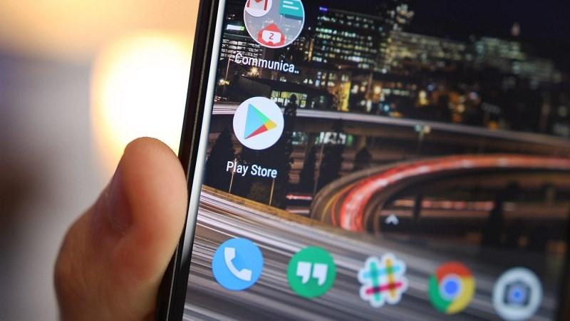Người dùng điện thoại Pixel có thể cập nhật firmware qua Play Store