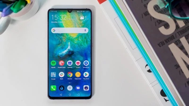 Huawei Mate 20 X 5G sẽ ra mắt vào cuối năm: Pin nhỏ hơn, sạc nhanh hơn