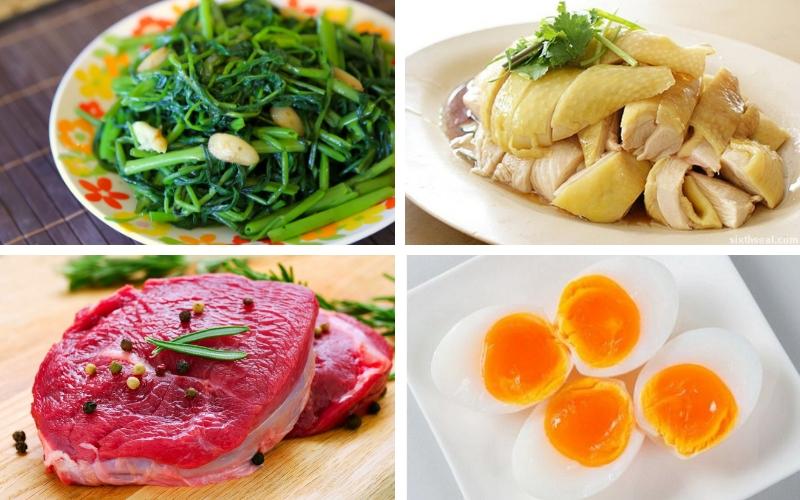 Những thực phẩm bạn nên kiêng sau khi phẫu thuật