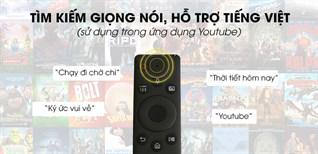 Cách tìm kiếm giọng nói tiếng Việt trên Smart tivi Samsung 2019