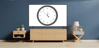 Cách cài đặt thời gian, múi giờ trên Smart tivi Samsung 2019