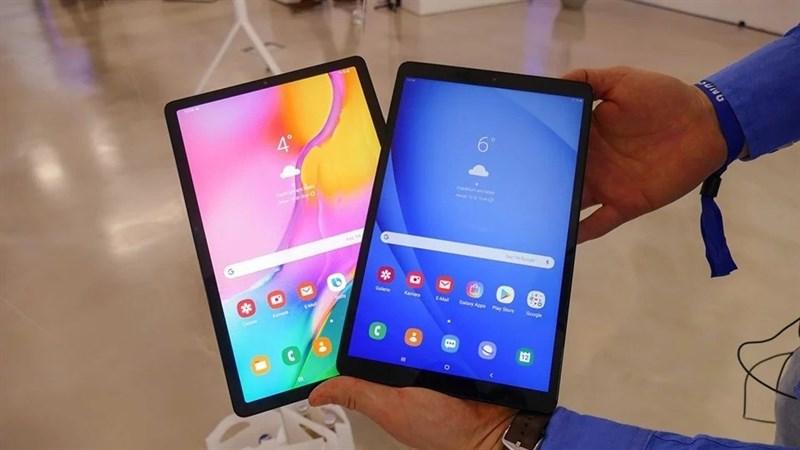 Thế Giới Di Động bán độc quyền Galaxy Tab A 10.1 2019