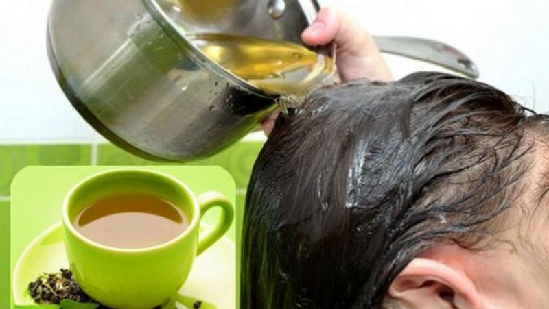 Nước trà thêm 1/2 nước cốt chanh