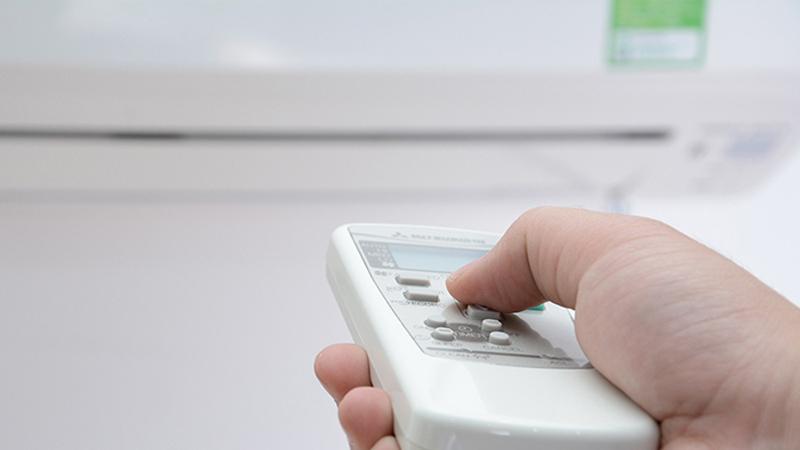 Điều chỉnh nhiệt độ máy lạnh thích hợp