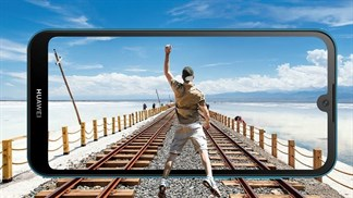 Huawei Y5 2019 trình làng: Chip Helio A22, màn hình 5.71 inch