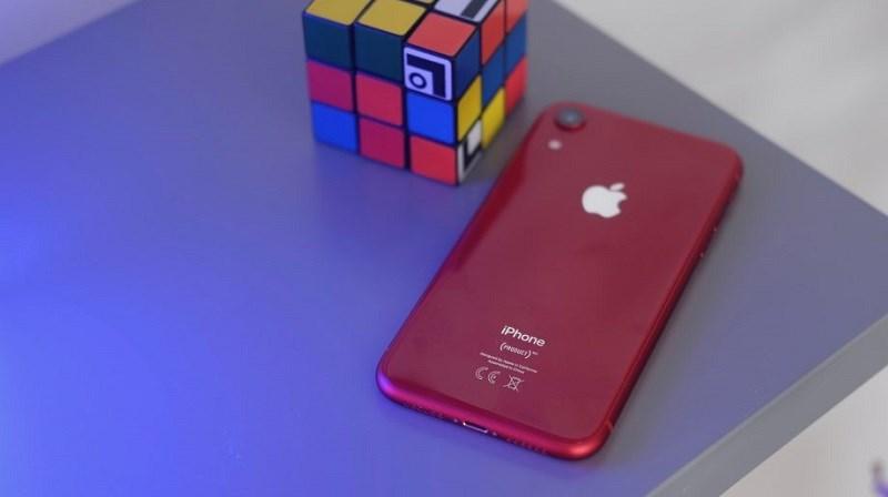 iPhone Xr là chiếc smartphone bán chạy nhất tại Mỹ trong quý 2/2019