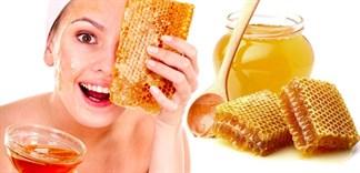 Mật ong 'thần dược' chữa da bị cháy nắng
