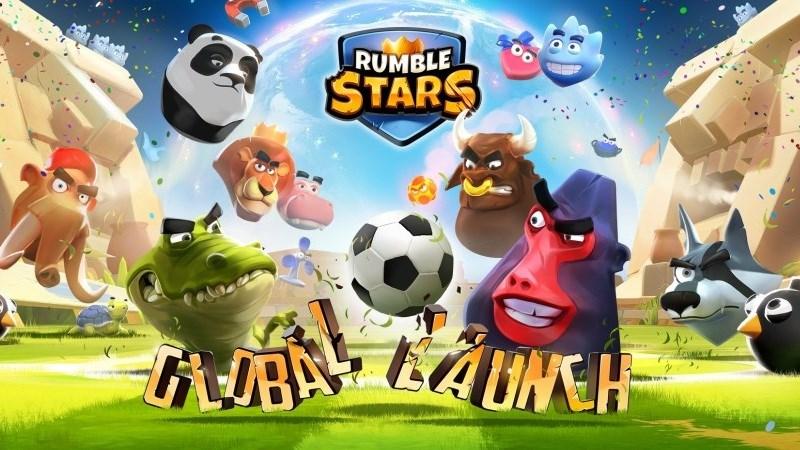 Hình ảnh trong game Rumble Stars Soccer