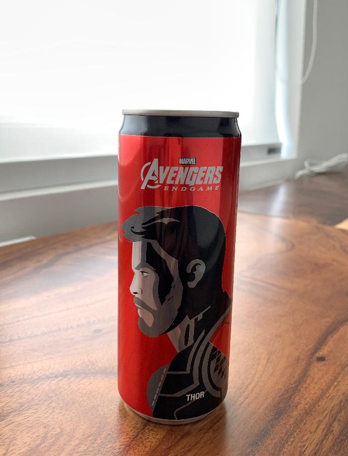 Coca Cola Avengers, mòn quà đặc biệt dành cho tín đồ Marvel